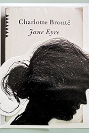 Ex Libris Fisherarium: Bookish II: Jane Eyre Montage (image by ) Anne Kay
