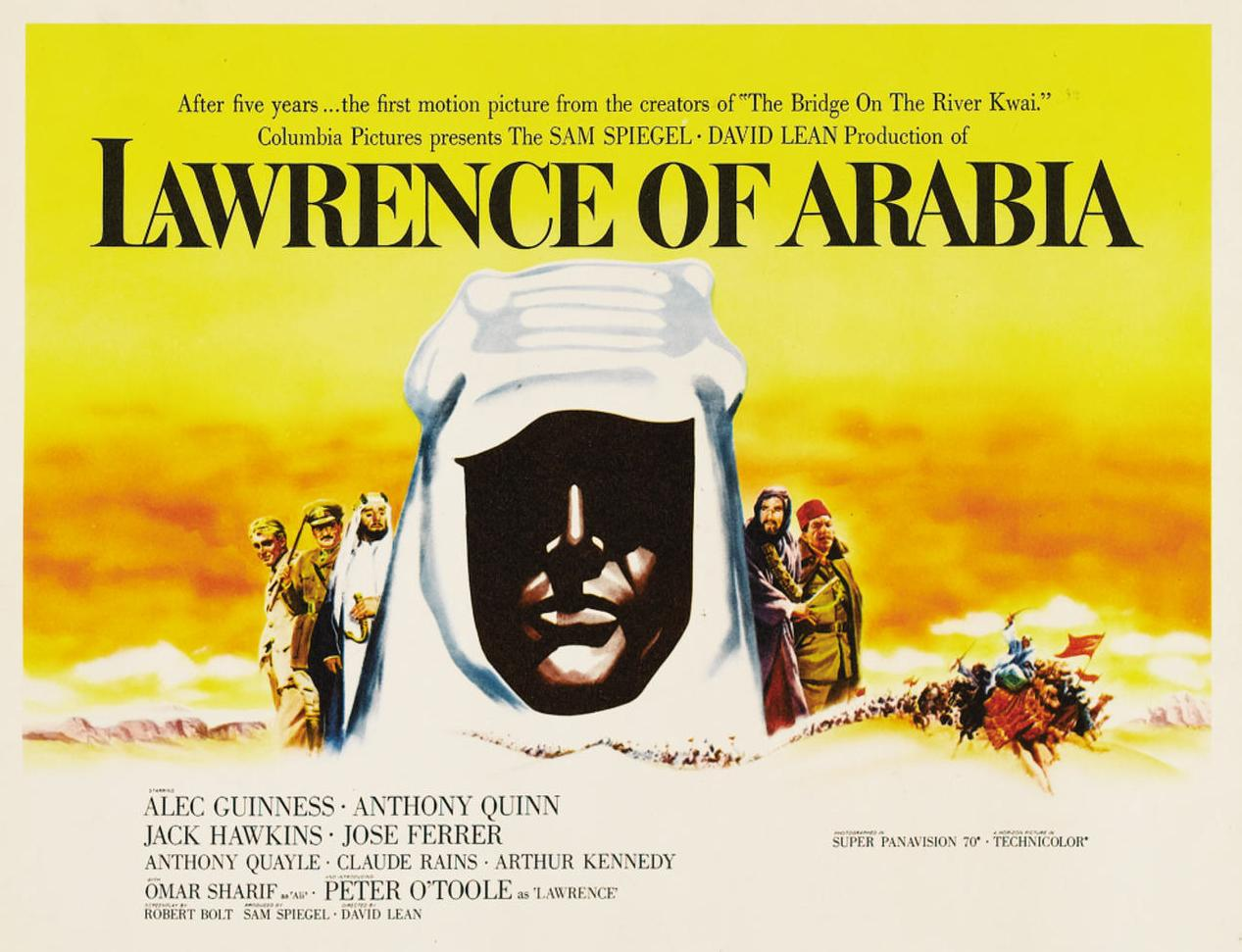Films At Fisher: Lawrence of Arabia - 18 June 2015 ...