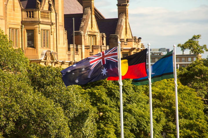 Flags Usyd