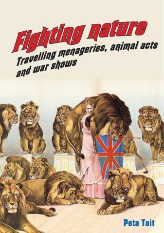 Book cover: Fighting Nature by Peta Tait
