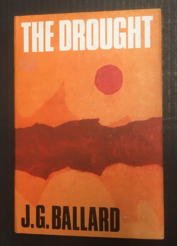 Cover of The Drought / J. G. Ballard