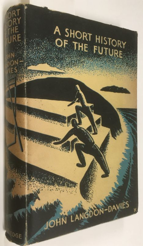Cover of A Short History of the Future / John Langdon-Davis