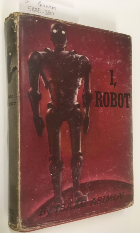 Cover of I, Robot / Isaac Asimov