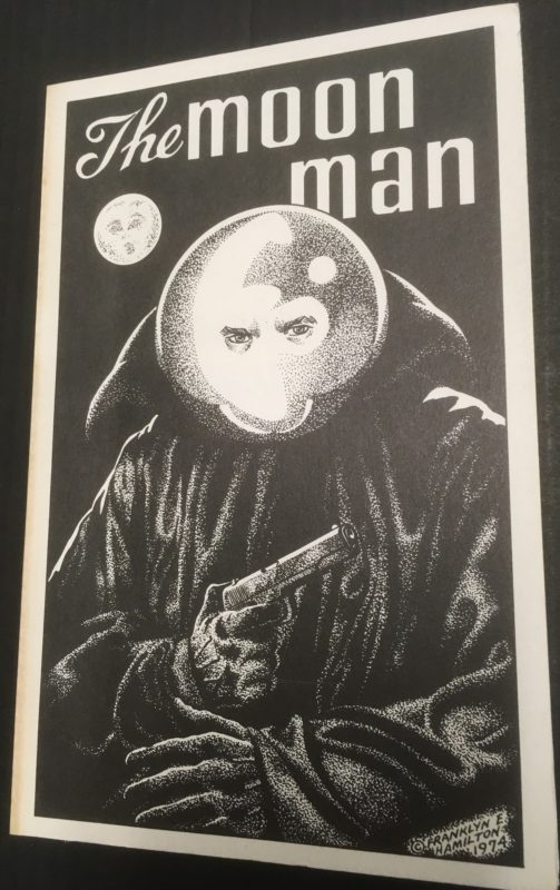 Cover of The Moon Man /