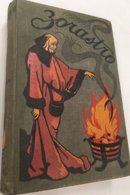 Cover of Zorastro