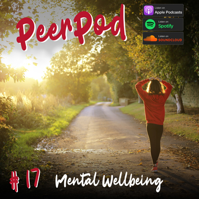 PeerPod Number 17: Mental Wellbeing