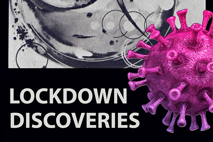 Lockdown Discovery Exhibition