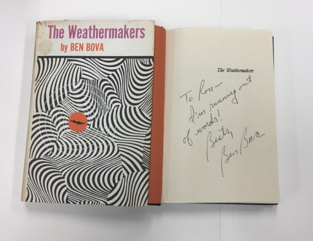 Book cover of The Weathermakers