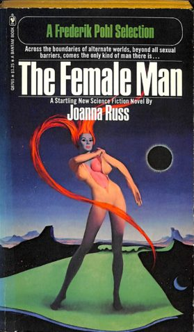 Book cover of The Female Man