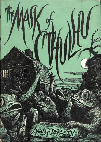 The Mask of Cthulhu book cover
