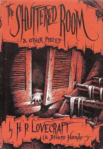 The Shuttered Room book cover