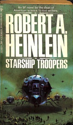 Starship Trooper book cover