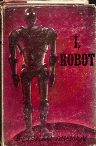 I Robot book cover