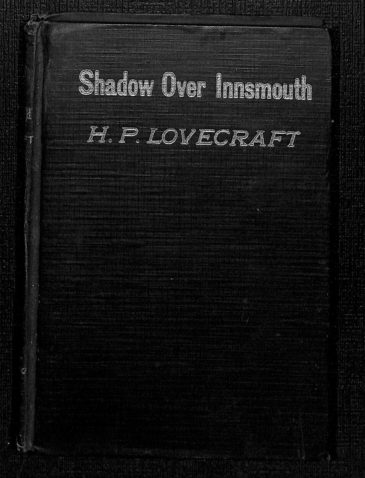 Shadow Over Innsmouth book cover