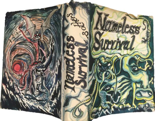 Nameless Survival book cover