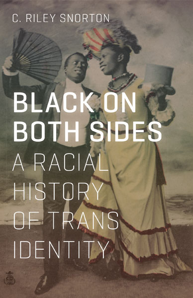 Black on Both Sides book cover