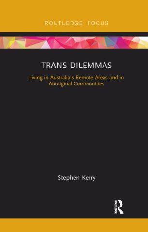 Trans Dilemmas book cover
