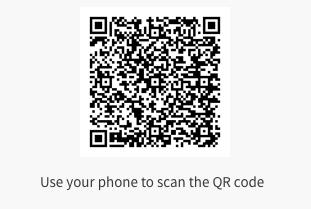 Transgender Resistance QR code