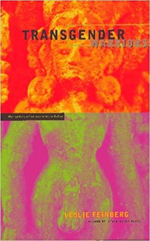 Transgender Warriors book cover