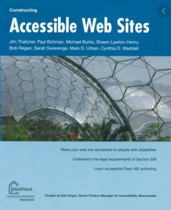 Accessible-Web-Sites-Book-Cover