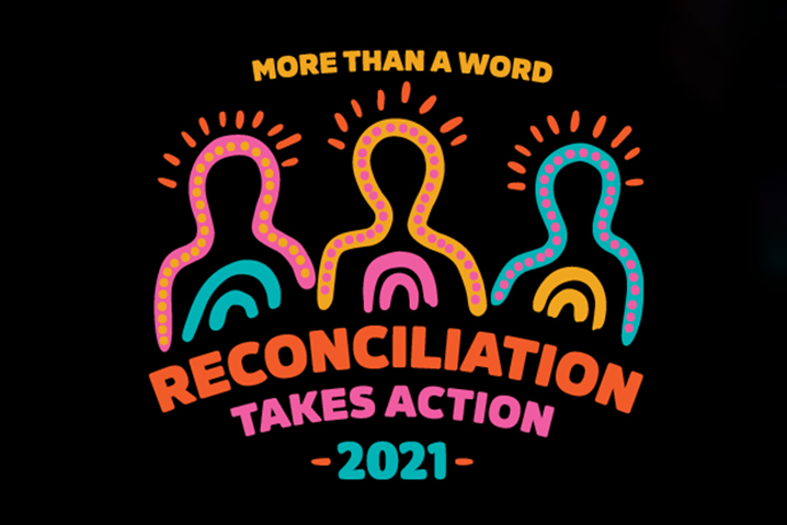 National Reconciliation Week logo 2021