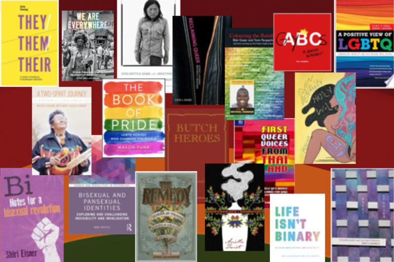 LGBTQIA READING LIST