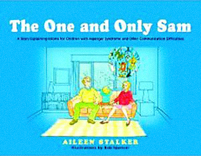 book-cover-The-one-and-only-Sam-a-story-explaining-idioms-for-children-with-Asperger-syndrome-or-other-communication-difficulties